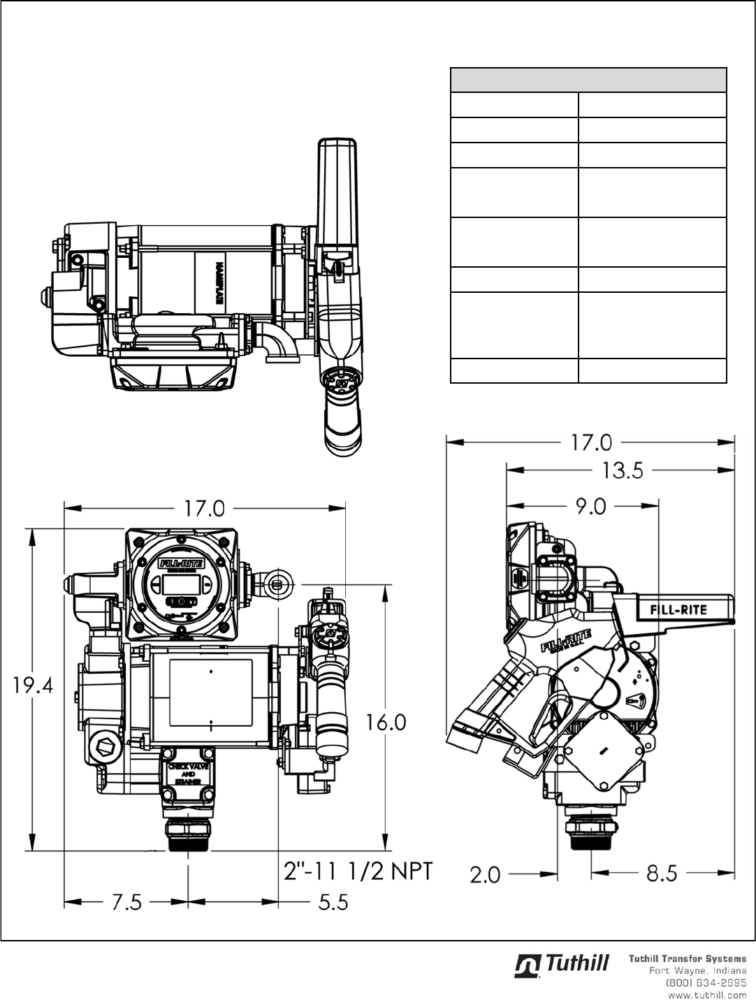 30 Fill Rite Pump Wiring Diagram