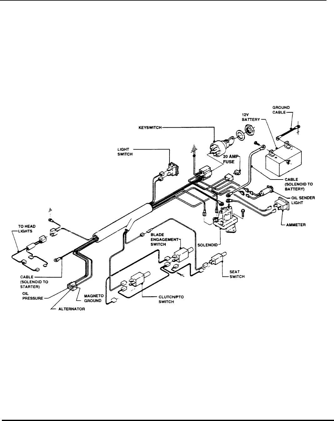 Illustrated diagram kohler engine models