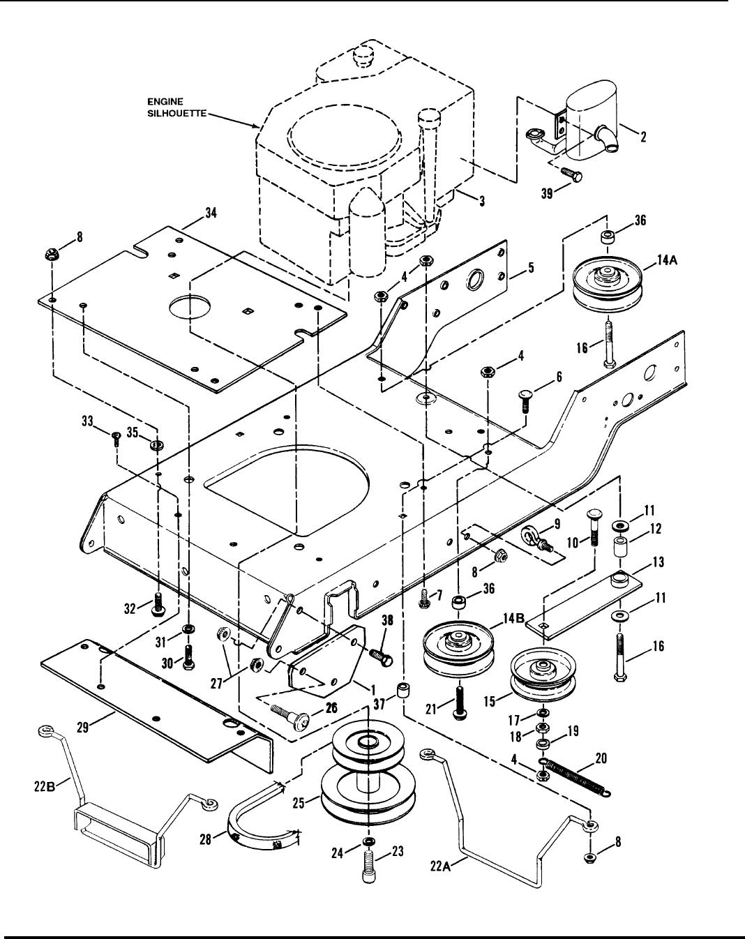 Engine engine base drive ponents kohler engines