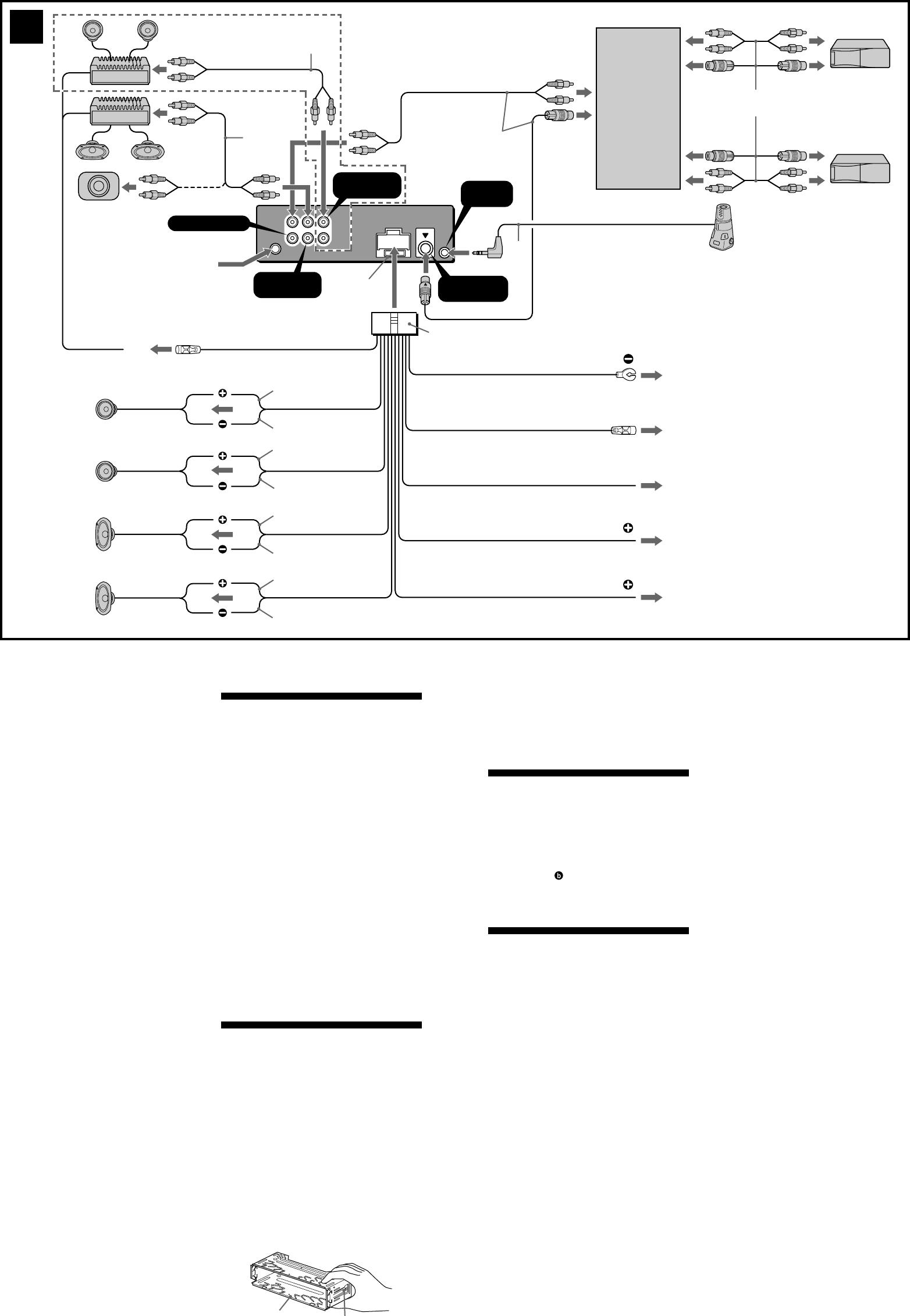Sony Xplod Cdx F Wiring Diagram