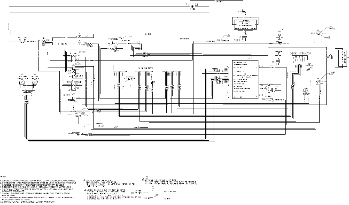Nilfisk Advance Sc750 Sc800 Walk Behind Floor Scrubber