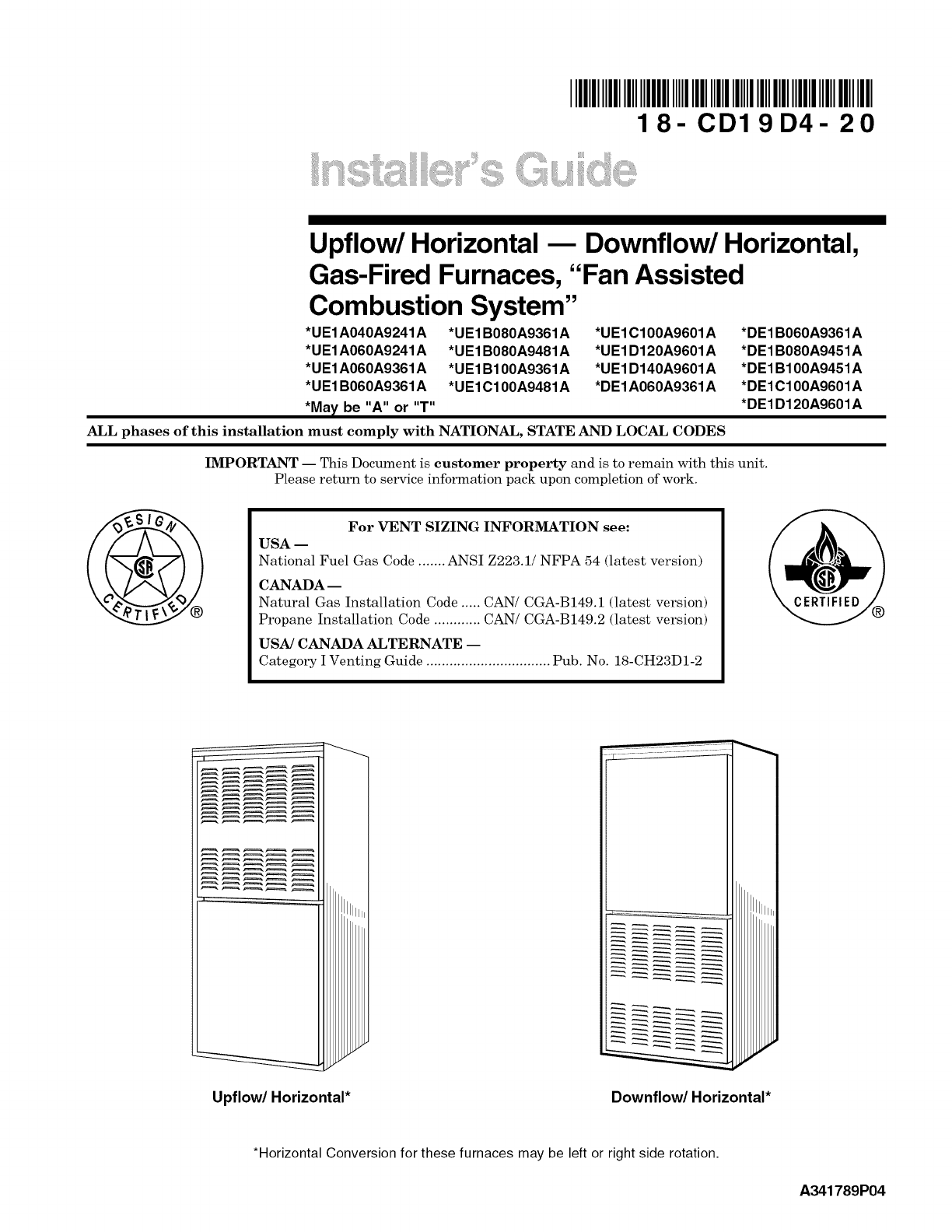 Bestseller Trane Xl Service Manual