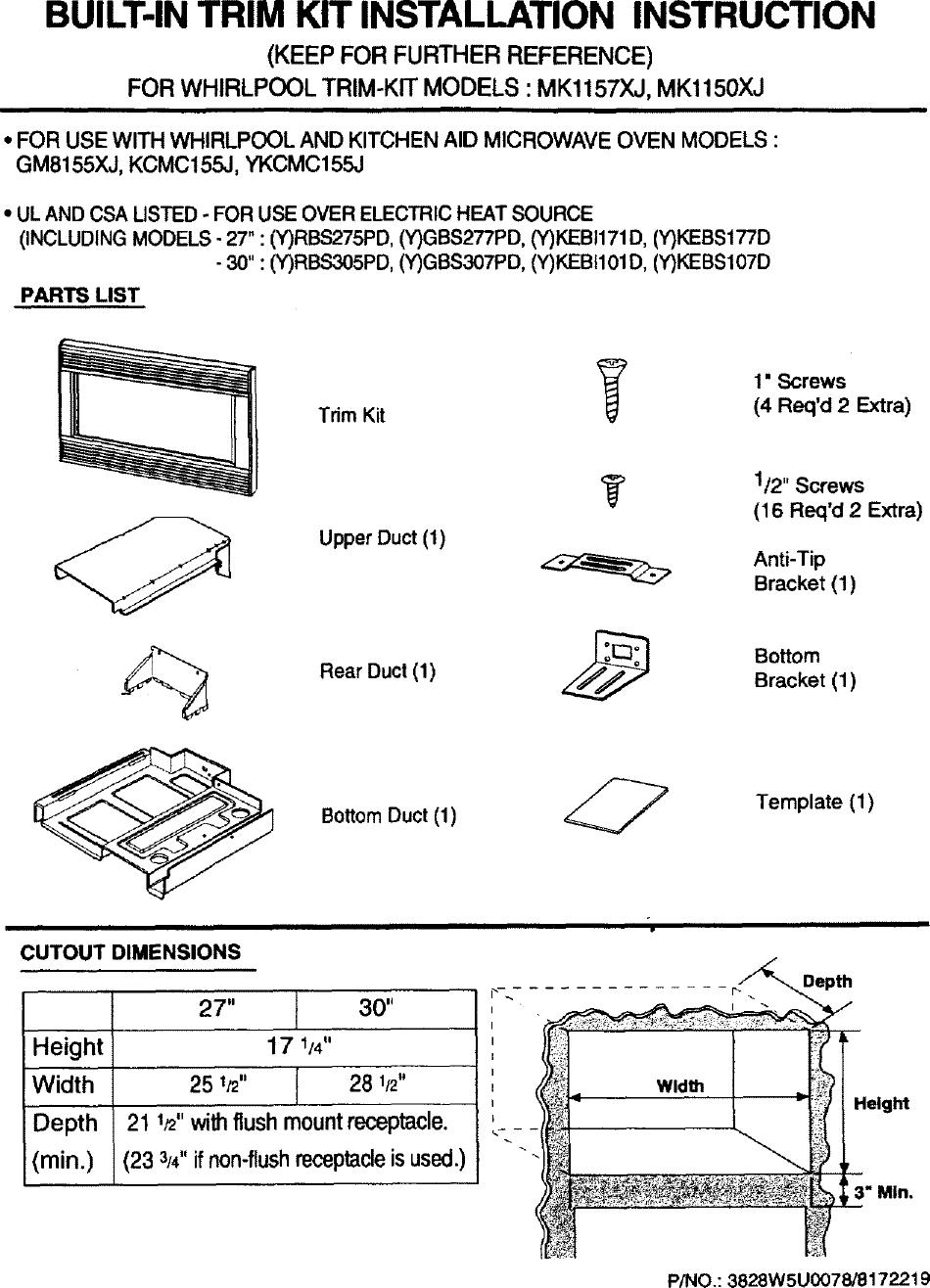 user manual microwave manuals