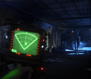 Virtueller Grusel mit Sci-fi Atmosphäre. Das ist Alien: Isolation.