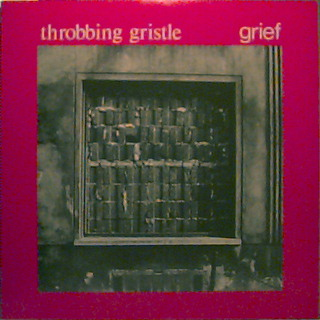 Throbbing Gristle LP Covers