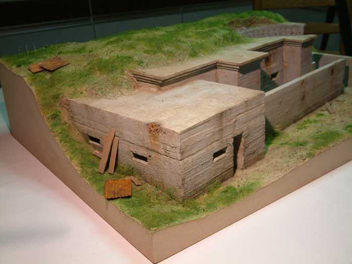 Scratchbuilding Scale Models And Dioramas From