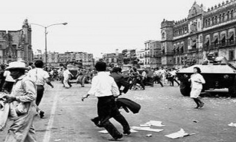 Resultado de imagen para fue el movimiento estudiantil de 1968