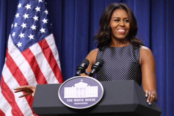 Image result for michelle obama first lady