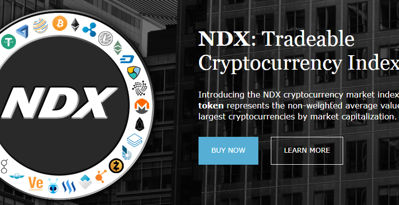 NDX - NDX - A Digital Asset You Should Keep An Eye On