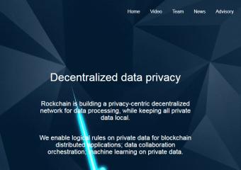 rockchain - Rockchain - A Distributed Data Intelligence Platform