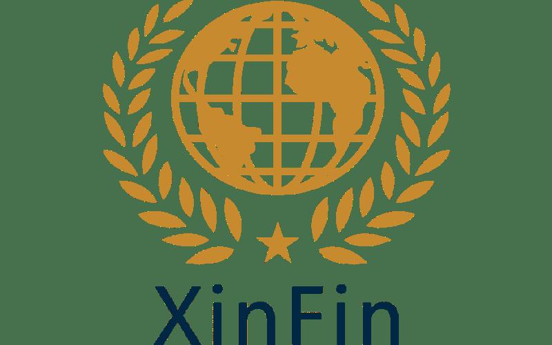 xinfinlogo - XinFin - Economic Growth Trough Hybrid Blockchain