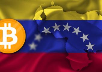 Bitcoin Venezuela Flag 1 - Venezuelans are Adopting Bitcoin in Order to Survive