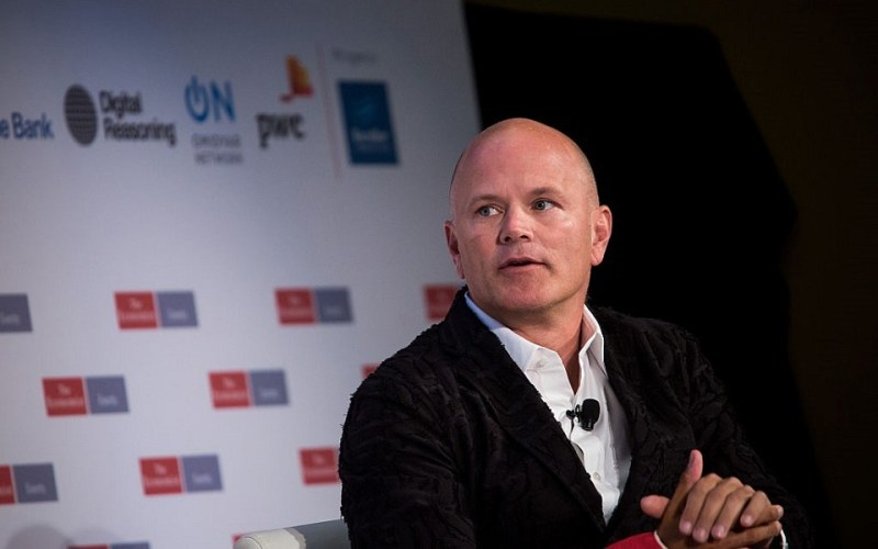 mike - Mike Novogratz Wants to Create a Cryptocurrency Version of Goldman Sachs