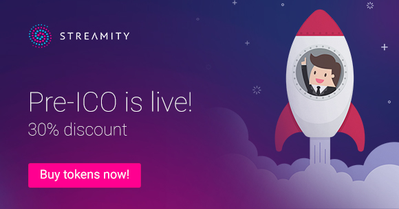 start - StreamDesk – A Decentralized Cryptocurrency Exchange for the Blockchain Generation