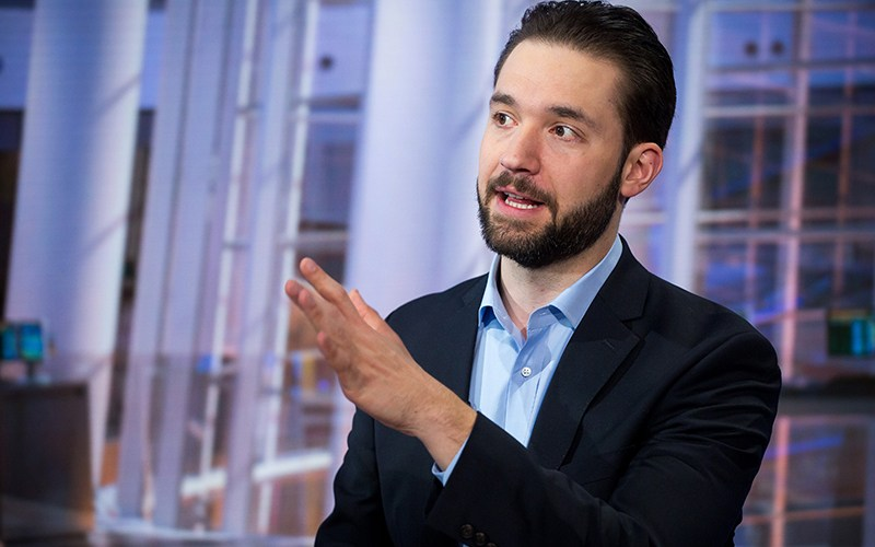 alexis - Alexis Ohanian, Reddit Co-Founder's Initialized Capital to Focus on Cryptocurrency and Blockchain