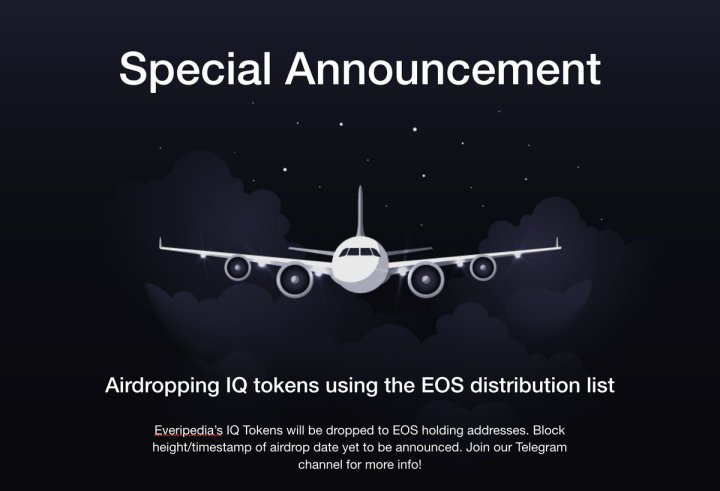 eos 1024x699 - Most Interesting 5 Following Airdrops - All You Need To Know To Participate