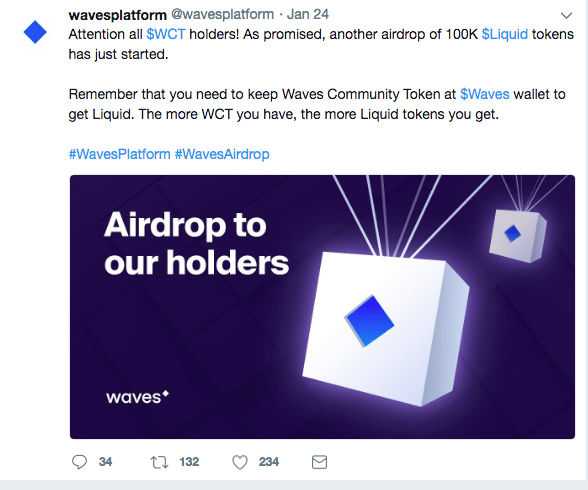 waves - Most Interesting 5 Following Airdrops - All You Need To Know To Participate