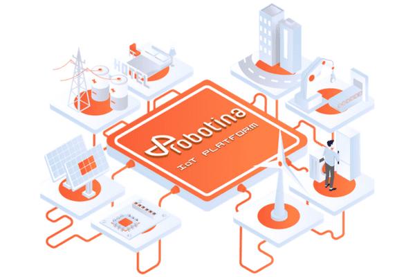 Robotina - Robotina - The Future IoT Platform For Saving Energy