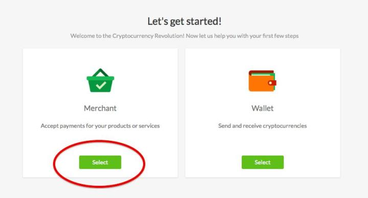 setup account - How Businesses Can Accept Bitcoin [Step-By-Step Guide]