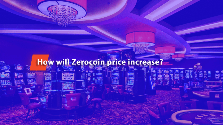 """zero coin price increase 1024x576 - How Zerocoin is Set to Solve the """"House Always Wins"""" Problem?"""