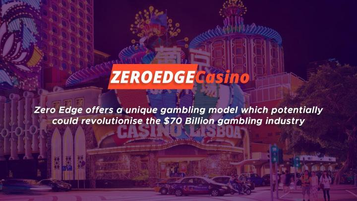 zero edge casino 1024x576 - ZeroEdge.Bet Casino launched its Pre-ICO and offers 79% discount for a very limited time!