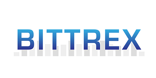 1503658278bittrex logo white no tagline - Bittrex Crypto-Exchange Accepts New Users and Redesigns its Website