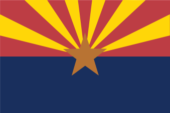 Arizona Flag 300x200 - Arizona Approves Blockchain Bill and Becomes State Law