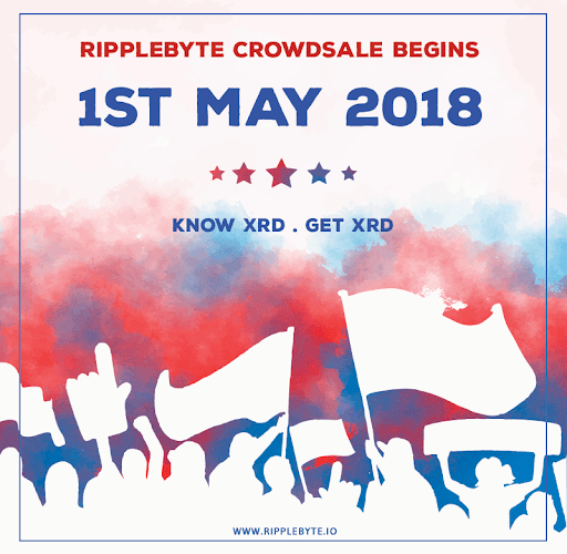 RippleByte is launching Token Sale - RippleByte is launching Token Sale on May 1st but what RippleByte is all about?