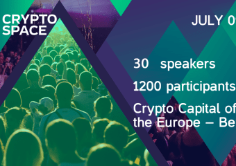 Cryptospace - The biggest Europe Blockchain and Cryptocurrency conference
