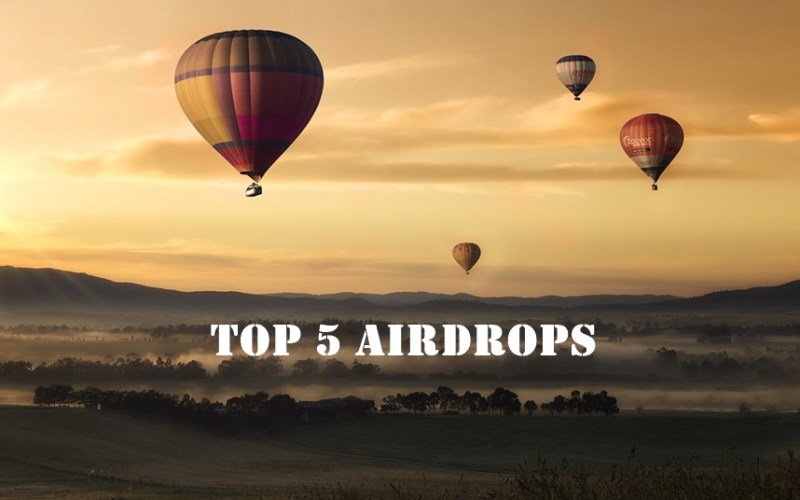 airdrops - What is an Airdrop – Top 5 Airdrops of All Time