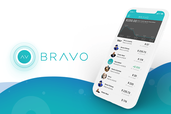 cover - The History of BRAVO Pay