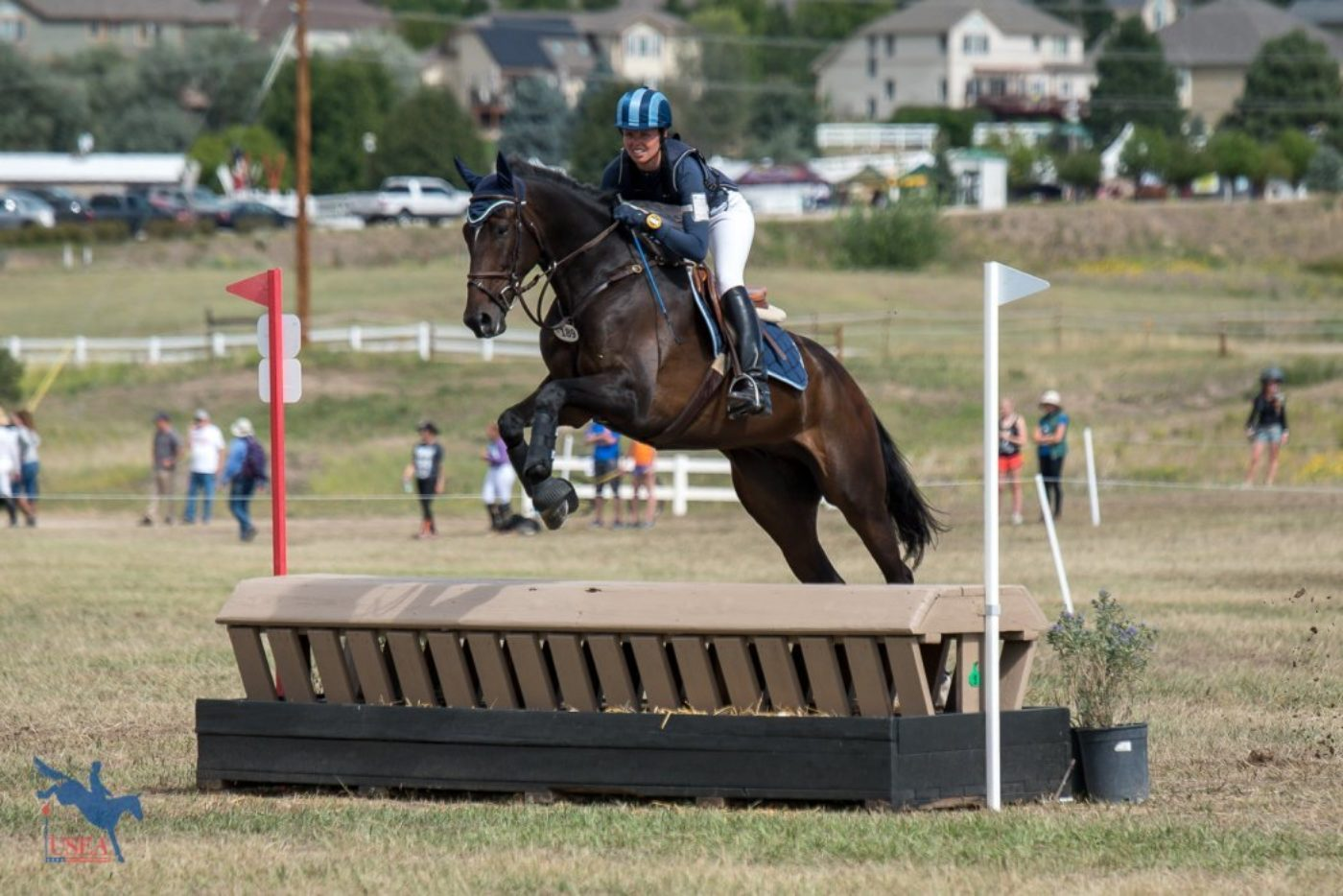 Novice And Beginner Novice Tackle Cross Country At The