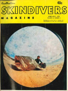 Australian Skindivers 1970 Vol 20 No 6 June,July - Final Edition