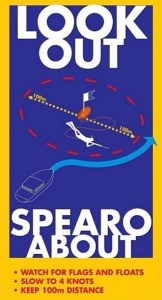 USFA Campaign - LOOK OUT Spearo About