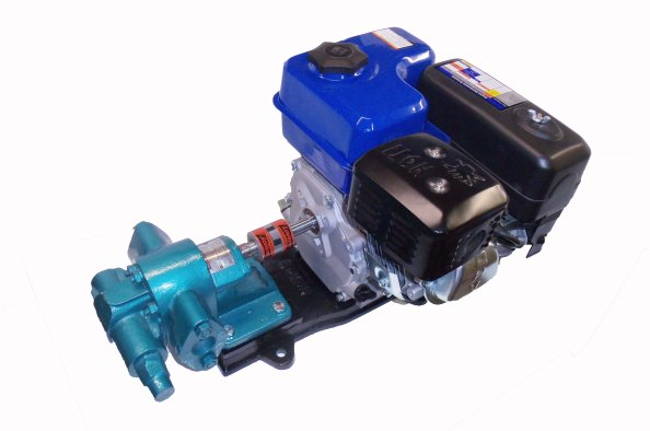 Gas WVO Pump Waste motor oil Pump