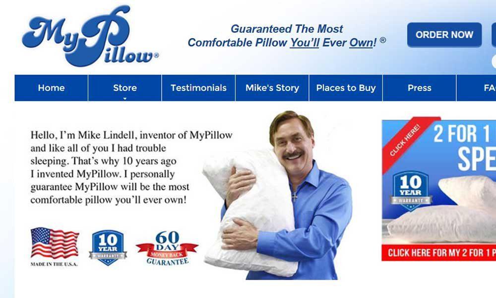 my pillow money back guarantee online