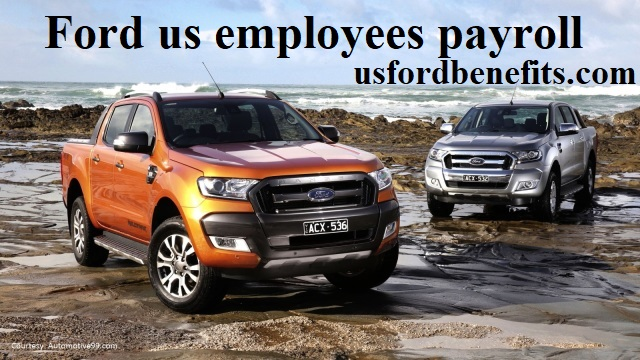Ford us employees payroll
