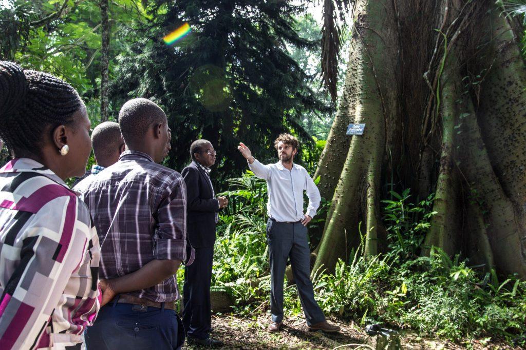 Carbon Institute Training in Kisantu