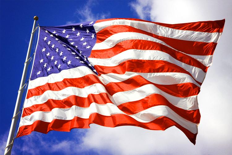 AmericanFlagFlying