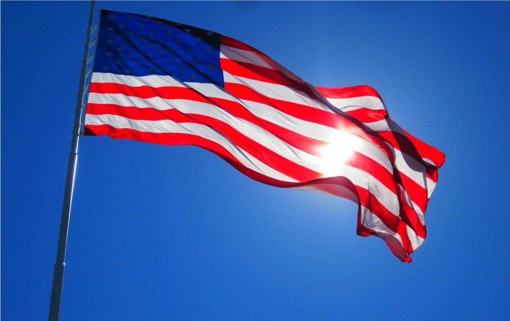 us-flag-waving