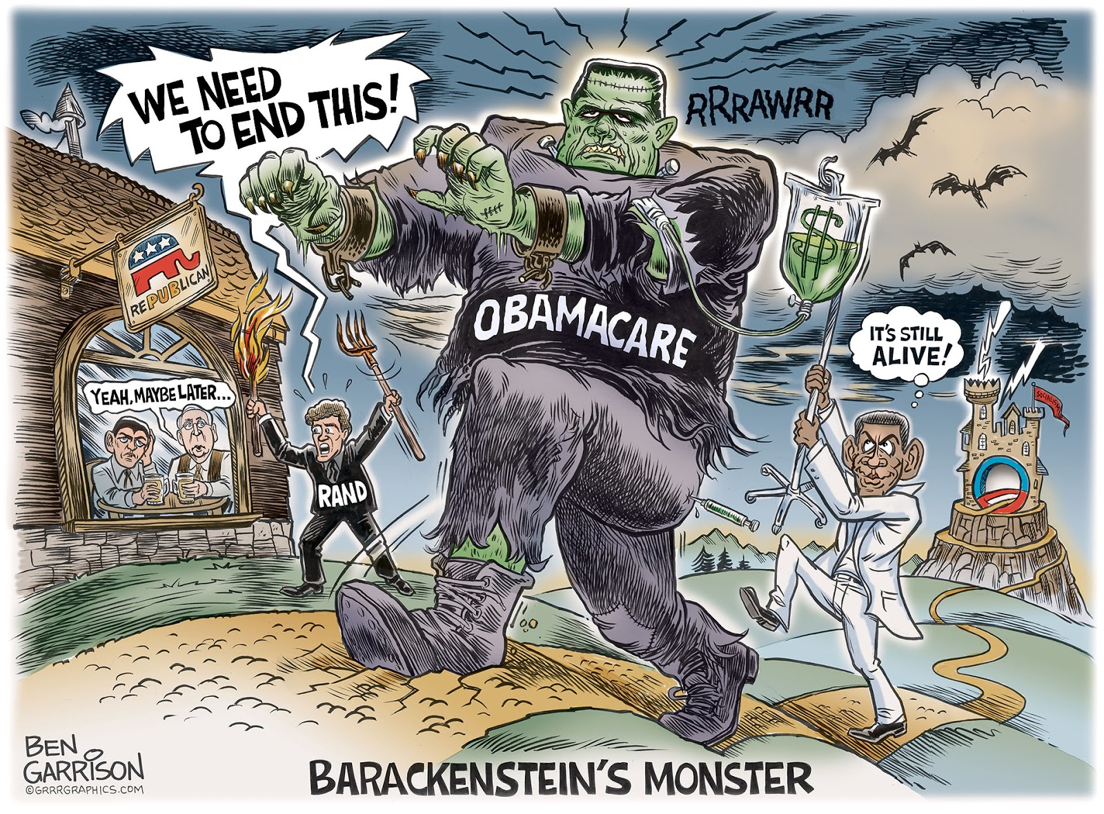 obamacare_monster