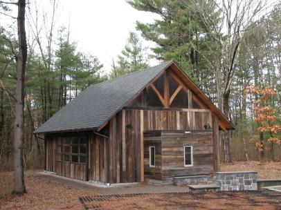 Bill Ashe Visitor Facility, Credit: Susan Wojtowicz