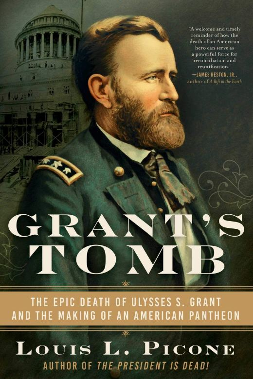 Grant's Tomb by Louis Picone