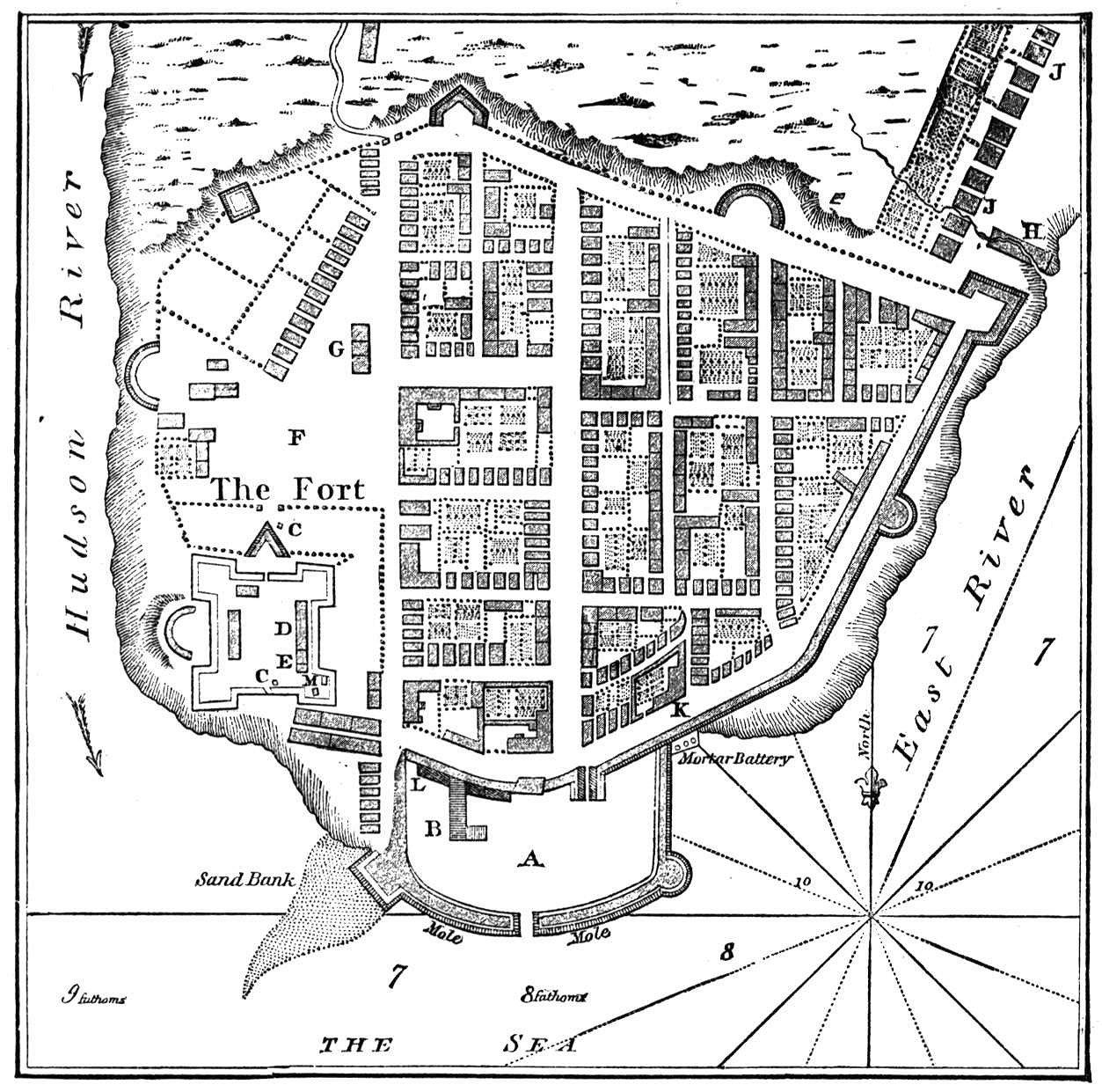 New York County New York Maps And Gazetteers