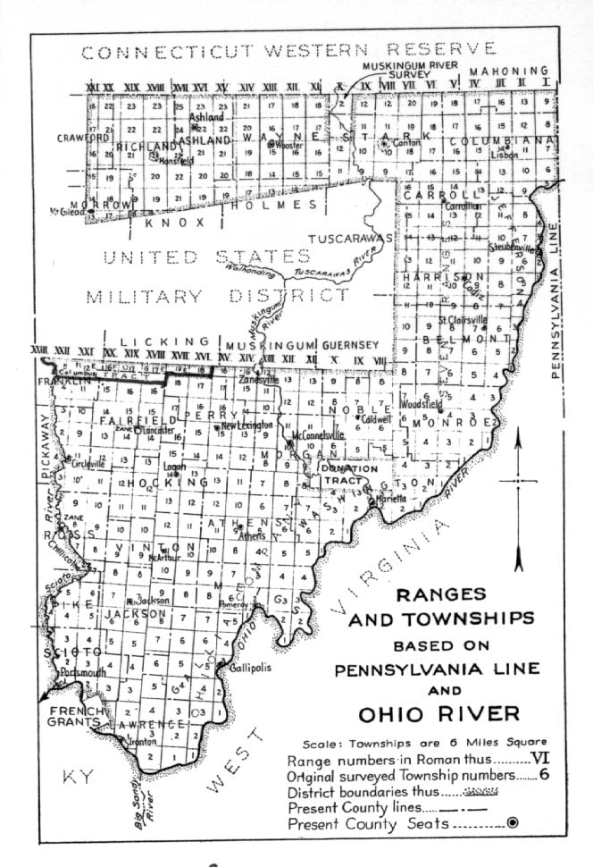 Butler County Ohio Townships