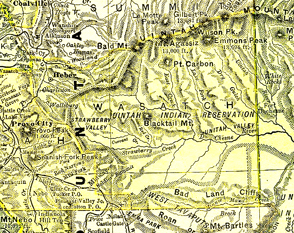 Summit County Ut Plat Maps