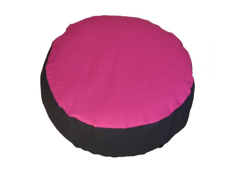 Voorbeeld meerdere kleuren in een kussen
