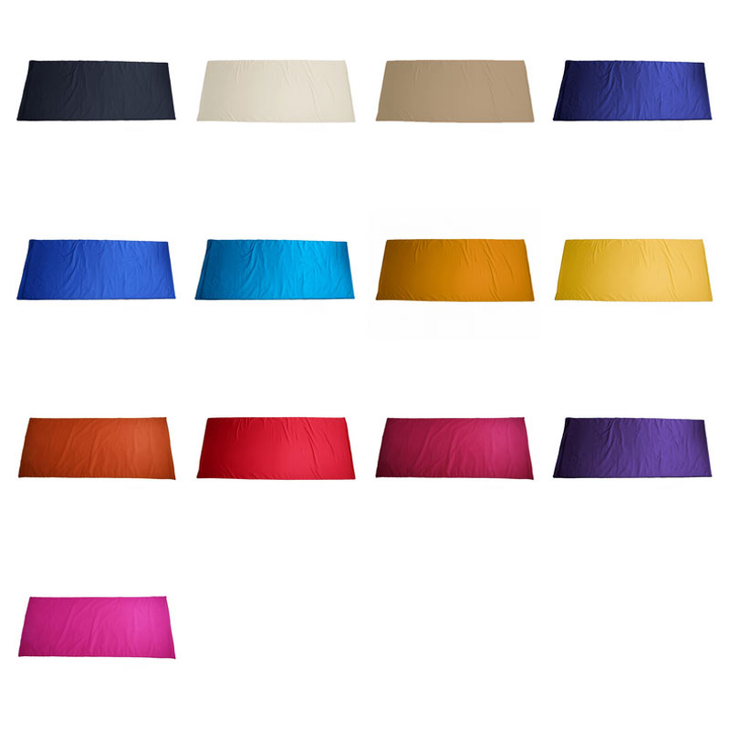 Yogamat katoenvulling – 80 x 200 cm – met afneembare hoes