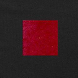 Rood op zwart