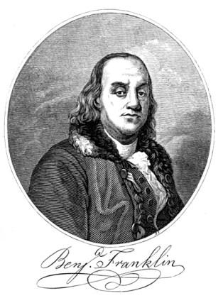 Benjamin Franklin: Benjamin Franklin